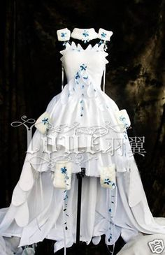 Aliexpress.com : Buy Free shipping CLAMP Chobits Cosplay costume White Fancy Dress Japanese Anime from Reliable Costume suppliers on YIWU Gold Supplier Import & Export Trade Co., Ltd.