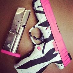 Not pink though......Red <3 xmas list :)   along with a class and a trip to the range with my Edward