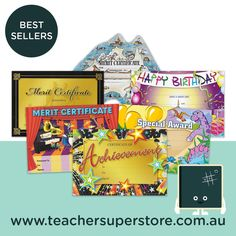 Reward positive behaviour and student achievement with merit awards from our huge range of beautifully-designed, high-quality certificates! Browse the full range online today. Student Diary, Direct Instruction, Award Certificates, Classroom Supplies, Australian Curriculum, Teaching Aids, Positive Behavior, Religious Education, Classroom Management
