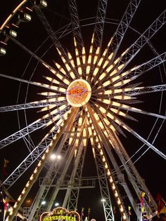 Ride the big ole Ferris Wheel when the Houston Livestock Show and Rodeo is in town... held next year from March 4-23rd, 2014. I enjoyed taking my children to The Houston Rodeo and Livestock Show when they were growing up.