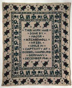 A Definative History of Cross Stitch
