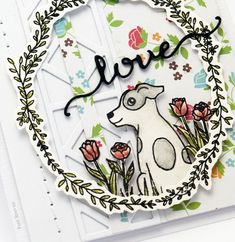 Flower Birthday Cards, Dog Cards, The 5th Of November