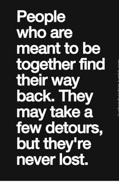 We will always find away