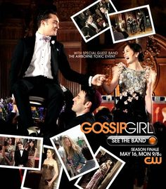 gossip girl season 4 | New Gossip Girl Season 4 Finale Poster « Ed-Westwick World • Your ...