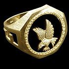 ELVIS' JEWELRY: Elvis' Eagle ring