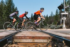 Giro Cycling's Grinduro Timed Gravel Race in Sierra Nevada | The Radavist