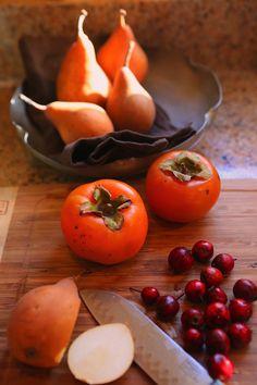 Spiced Hawthorn Pear Persimmon Brandy Recipe - Blog Castanea