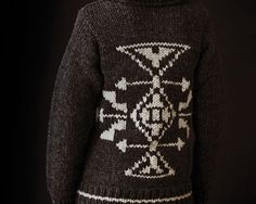 bae7c6f643e Granted Japan — コラボレーションと試行作品 Cowichan Sweater
