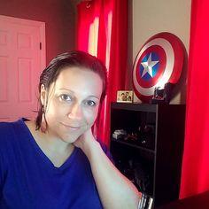 Work work work work work Hanging out in my home office getting things done!  . #work #socialmedia #hustle #digitalguru #digitalmedia #crushingit #captainamerica #fangirl #nomakeup #selfie #fridayfeeling #writer #producer #killingit @brulietmedia