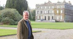 When he inherited Curraghmore House – and the title of Lord Waterford – Henry de la Poer Beresford had to change the name on his bank cards. But he's happy to embrace his newly conferred role, which includes hosting the Curraghmore Bluebell Festival Marquess, Ireland Travel, Historic Homes, Lord, Challenges, Royals, Irish, Random Stuff, People