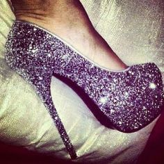 These will be my wedding shoes. Cute Shoes, Me Too Shoes, Stiletto Heels, Shoes Heels, Cheap High Heels, Prom Heels, Killer Heels, Kinds Of Shoes, Platform High Heels