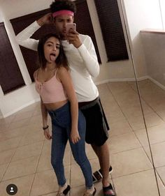 If you've ever experienced the pain of an emotionally dead relationship or if you've ever had a man suddenly pull away and shut you out. Best Friend Relationship, Relationship Goals Pictures, Best Friend Goals, Cute Relationships, Tall Boyfriend, Best Boyfriend, Boyfriend Goals, Malu Trevejo Outfits, Cute Outfits