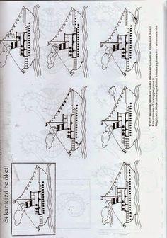 Albumarchívum - Feladatlapok a figyelem fejlesztéséhez Album, Archive, Diagram, Card Book