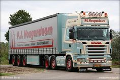 Scania R500 Topline