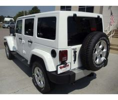images of white 2013 jeep wrangler unlimited sahara chrome running boards | 2013 Jeep Wrangler Unlimited Sahara | White 2013 Jeep Wrangler Sahara ...
