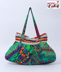 86acfc12d057 #Snapdealbestproducts Frolic Green Crochet Bonnie Bag, http://www.snapdeal.