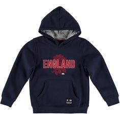 England Rugby Oth Hoody - Kids Navy