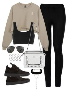 """""""Untitled #861"""" by jennifer1297 ❤ liked on Polyvore featuring Wolford, Filling Pieces, adidas Originals, Givenchy, Fendi, Linda Farrow, ASOS, athletic, gigihadid and summer2016 Cute Lazy Outfits, Cute Swag Outfits, Sporty Outfits, Mode Outfits, Retro Outfits, Outfits For Teens, Stylish Outfits, Girl Outfits, Dance Outfits"""