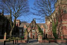 University of Leeds, the Institute of Communications Studies Department, where I studied