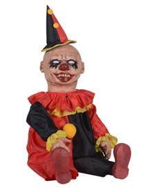 Giggles Clown Zombie Baby® Prop