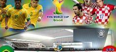 03h00 Day 13/6, Brazil vs Croatia: Pass the pressure!