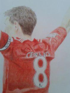 Gerrard drawing