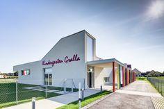 Kindergarten gralla - Möbelbau Breitenthaler, Tischlerei Style At Home, Kindergarten, Mansions, House Styles, Home Decor, Carpentry, Projects, Kinder Garden, Mansion Houses