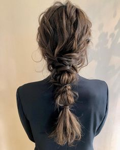 Toshi'【ブライダルヘアアレンジ】 Bridal Hair&Make artist ____________________✄ 『オリジナルBridal Hair』 Work Hairstyles, Party Hairstyles, Scarf Hairstyles, Bride Hairstyles, I Like Your Hair, Natural Hair Styles, Short Hair Styles, Hair Arrange, Hair Setting