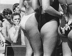 Beach girl contest, Coolangatta, c.1970s