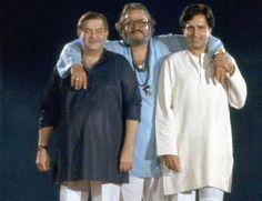 Raj & Shammi & Shashi Kapoor `s
