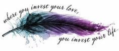 SATURDAY SAYINGS: LIFE, LOVE AND MOVING BEYOND FEAR