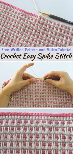 Crochet Blanket Tutorial, Easy Crochet Blanket, Afghan Crochet Patterns, Knitting Patterns, Crochet Afghans, Stitch Patterns, Crochet Cable, Crochet Yarn, Free Crochet