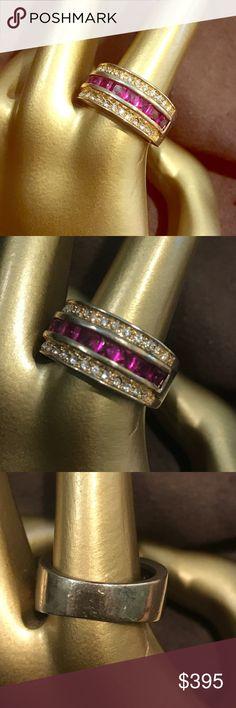 Gold Tweety Bird Ring