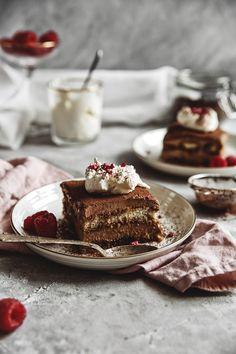 Sweet Desserts, Healthy Desserts, Food Hacks, Food Tips, Tiramisu, Panna Cotta, Cheesecake, Baking, Ethnic Recipes