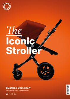 bugaboo cameleon³ - the iconic stroller
