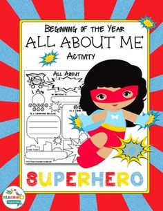"All About Me - a Superhero Themed ""All About Me"" ActivityPerfect for getting to know your students at the beginning of the year, they will love filling out this cute ""all about me"" activity sheet.To suit 3 different levels of ability, all included in a boy and girl version (6 sheets in total).~~~~~~~~~~~~~~~~~~~~~~~~~~~~~~~~~~~~~~~~~~~~~~~~~~~~~~~~~~~~~Download the preview to get 1 ""all about me"" sheet free!~~~~~~~~~~~~~~~~~~~~~~~~~~~~~~~~~~~~~~~~~~~~~~~~~~~~~~~~~~~~~This pack is available…"