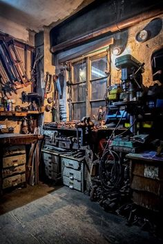 Photograph Old Workshop by Ale Nanut woodworking With Woodworking Projects, Woodworking Projects Diy, Woodworking Projects That Sell, Woodworking Projects For Kids, Woodworking Projects For Beginners, Woodworking Projects Plans, Woodworking Projects Furniture, Woodworking Projects Diy How To Make. #woodworkingprojects