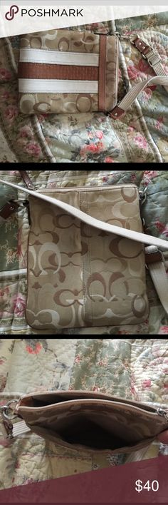 Coach cross body bag Great condition no rips snags or tears Coach Bags Crossbody Bags