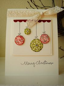 penguinstamper: Christmas Greetings Card Sample