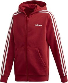 adidas Kinder Yb E Fz Hd Sweatshirt Sissi, Adidas Jacket, Hooded Jacket, Athletic, Sweatshirts, Nike, Jackets, Mai, Fashion