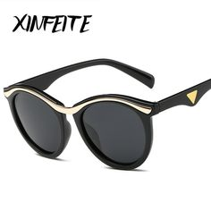 bd9f8e08ca5 XINFEITE 2017 Men Sunglasses Polarized Sun Glasses Driving Oculos Male  Aviator Vintage Sunglasses Women Hipster Eyewears