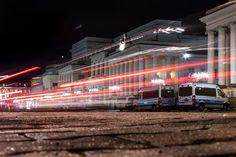 Urząd Miasta Stołecznego Warszawy, the #Warsaw City Hall at night.  #Poland.