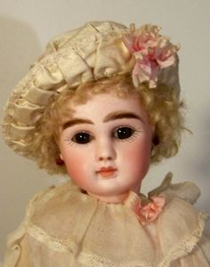 Petite Steiner A, Antique Doll SOLD from Faraway Antique Shop on Doll Shops United http://farawayantiqueshop.com