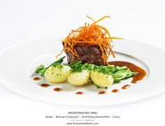 ARGENTINEAN STEAK at its BEST Full Active - Powerful Start into the Week .. Wellfood at www.schlosshotelberlin.com