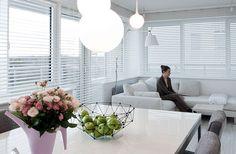 apartment 55m2 design by Kreacja Przestrzeni/ mieszkanie 55m2 projekt Kreacja Przestrzeni/ Poznań Poland
