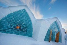 Hotel de Glace — Quebec City's Ice Hotel (Photo: Sebastien Cote)