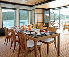 Yacht Style...beautiful Interior