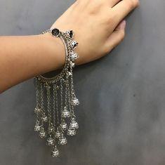 Bracelets for Women – Fine Sea Glass Jewelry Indian Jewelry Earrings, Indian Jewelry Sets, Silver Jewellery Indian, Jewelry Design Earrings, Hand Jewelry, Silver Jewelry, Silver Rings, Earrings Uk, Snake Jewelry