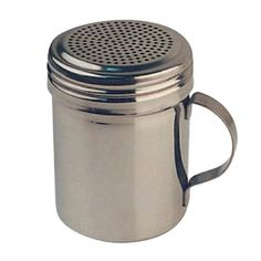 Winware Stainless Steel Dredges 10-Ounce with Handle Winco http://www.amazon.com/dp/B001CIELHW/ref=cm_sw_r_pi_dp_.kANvb1PQ4QY7