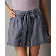 grey #skirt